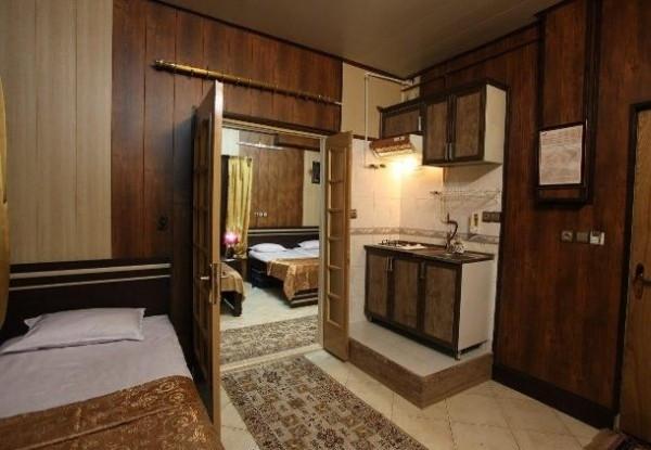 هتل آپارتمان ماهان