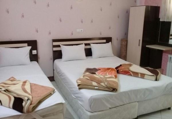 هتل آپارتمان آنا