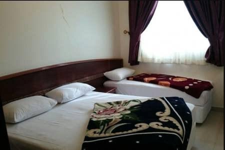 هتل آپارتمان فرات